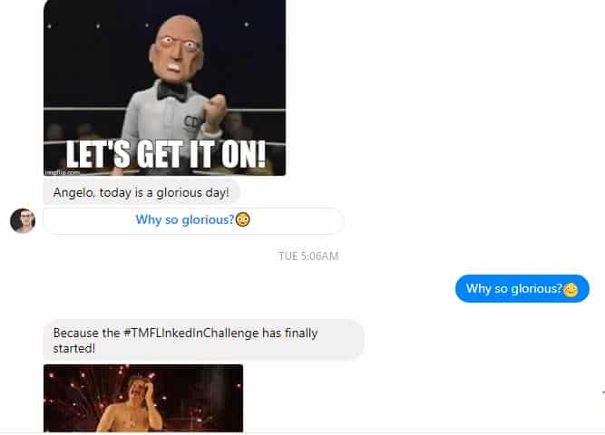 Facebook Messenger Chatbots: The Definitive Guide 16
