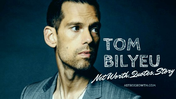 Tom Bilyeu Net Worth