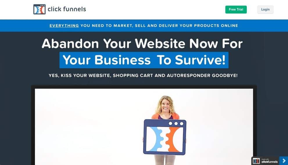 The 30-Second Trick For Free Clickfunnels Alternative