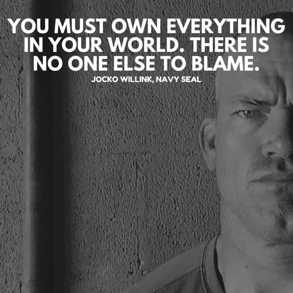 jocko willink quotes on leadership