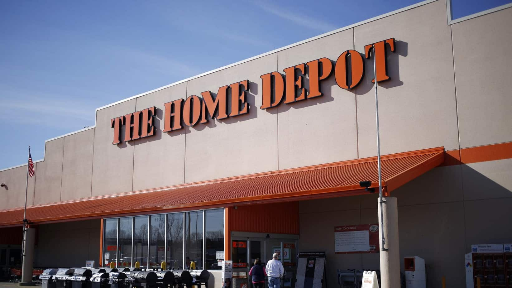 home depot mission statement