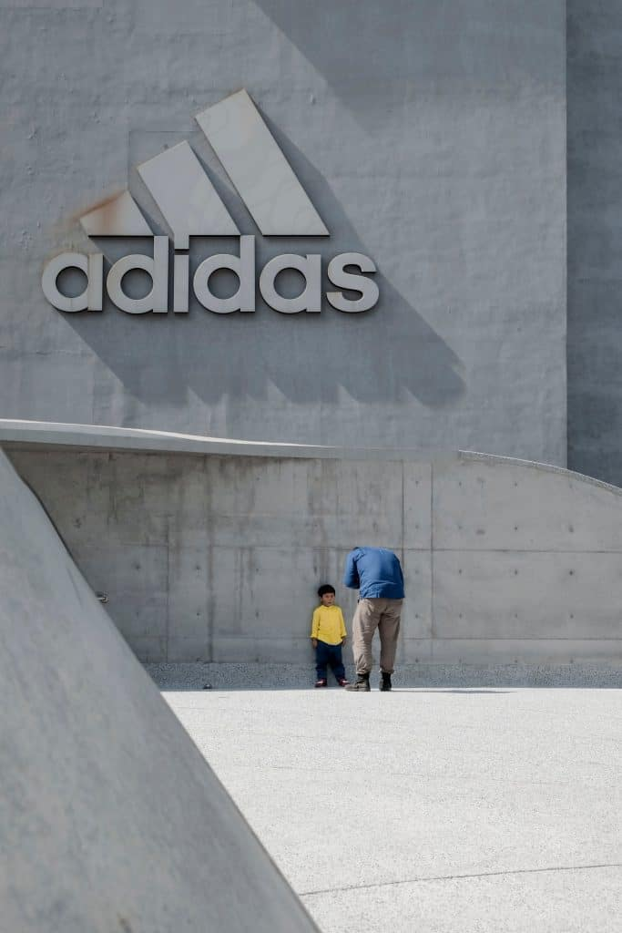 adidas mission statement