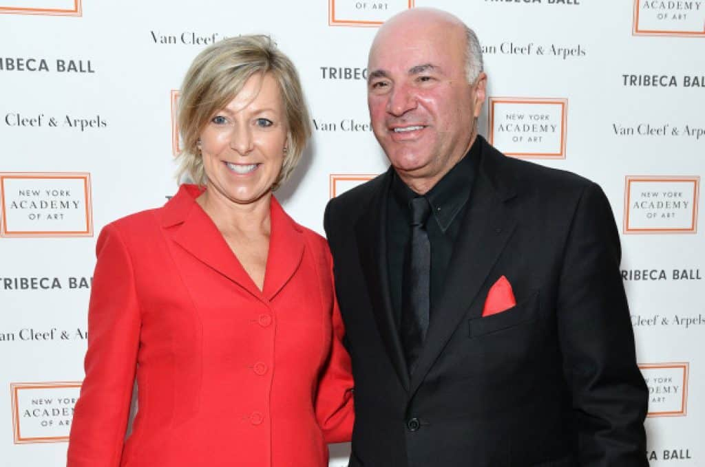 kevin o'leary wife