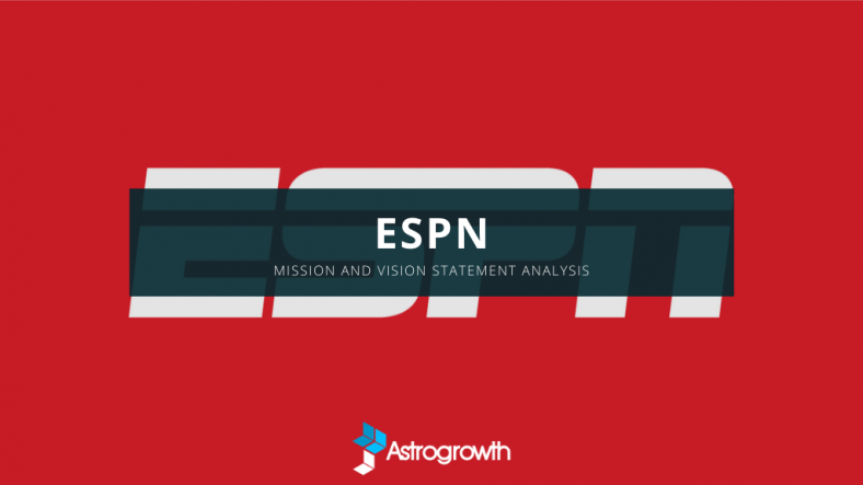 Espn Mission Statement Analysis And Vision Updated 2020