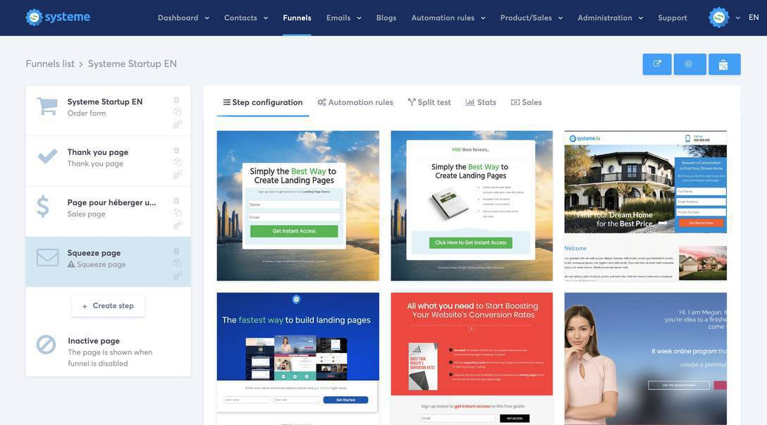 The 20 Best Landing Page Builder Software Tools 1