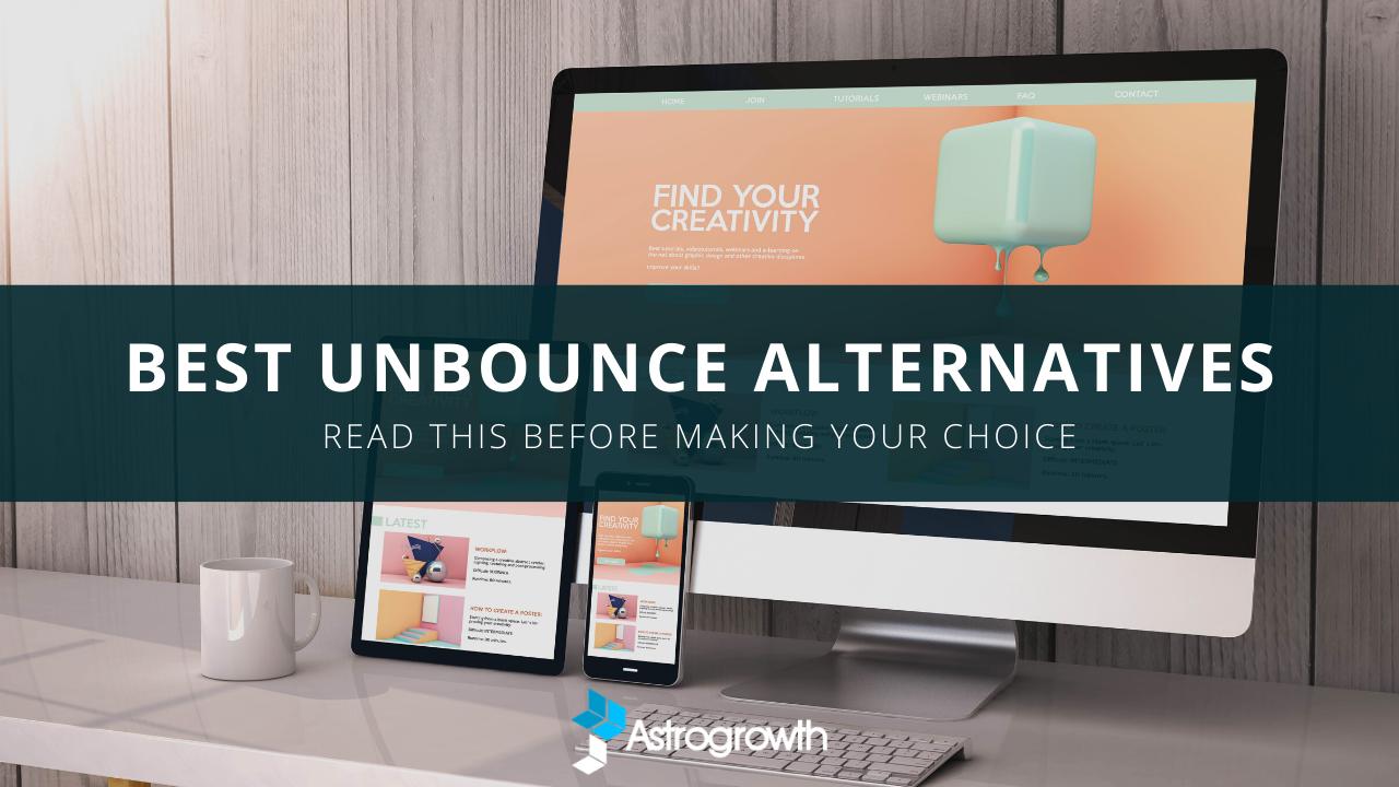 unbounce alternatives
